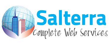 Affordable Web Design in Texas by Salterra Logo